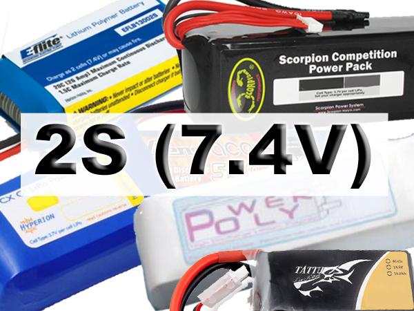 2S Batteries for Popular Models