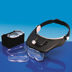 Magnifiers and Lighting