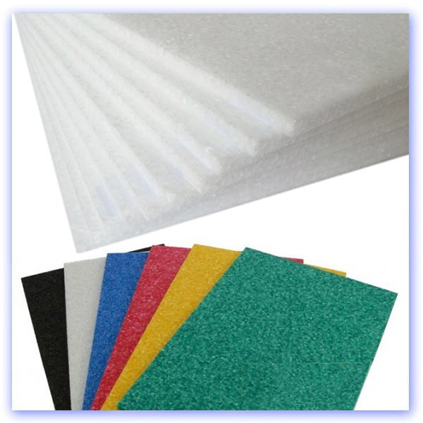 Foam - EPP and Geldipac
