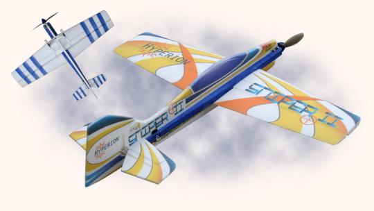 EPP Profile- LARGE 3D AEROBAT>1m