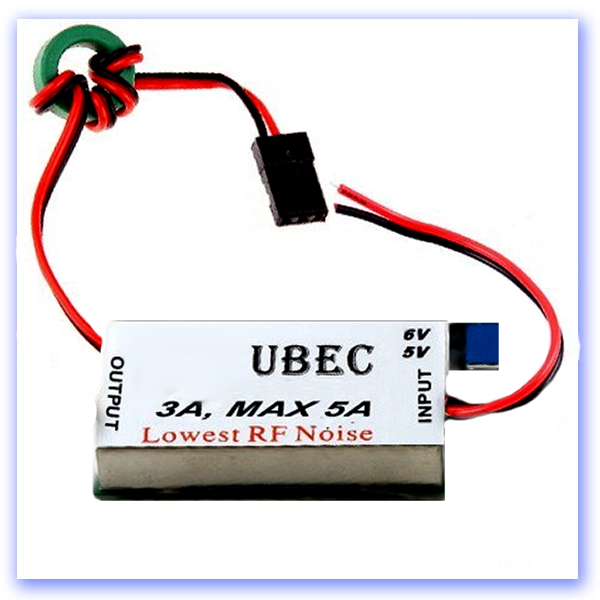 UBEC & Voltage Regulators