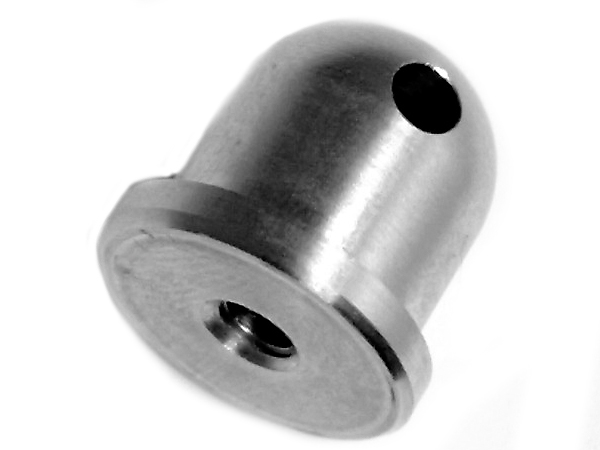 Domed Prop Adapter Nuts
