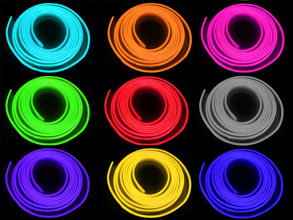Glow wire / Fibre Optics