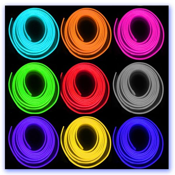 Glow wire / Fibre Optics