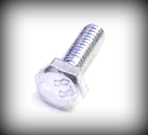 Screws-Hex Head Bolts