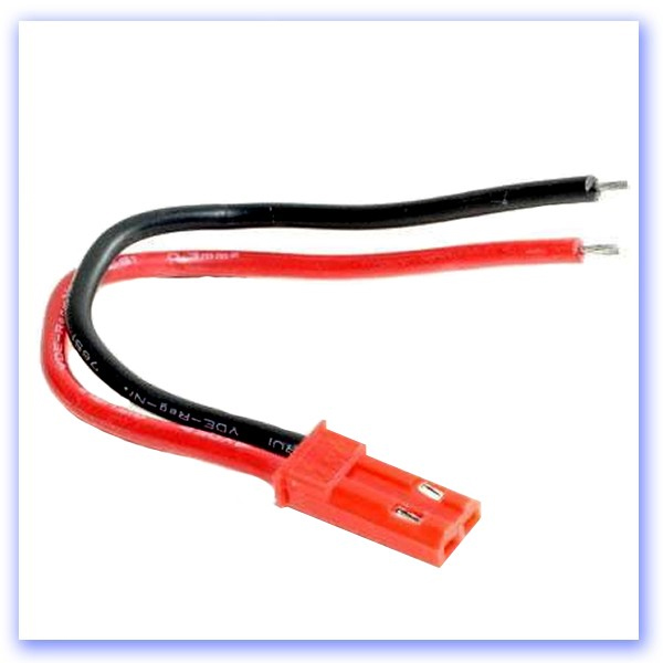Power Connectors with leads