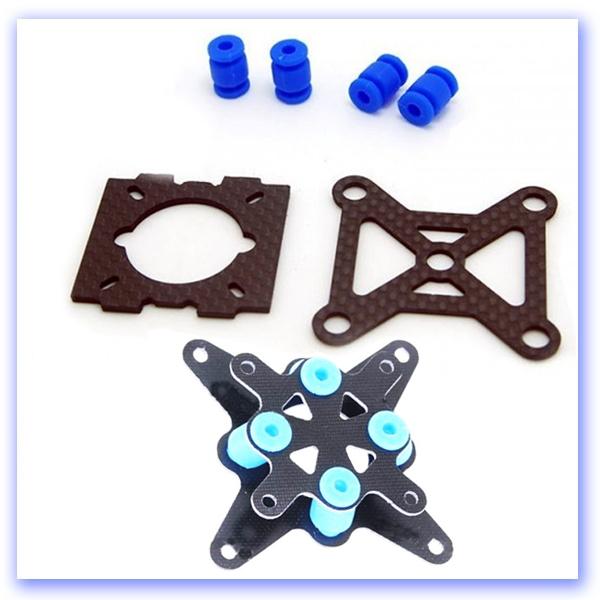 FPV Racing Quad Parts