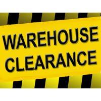 Warehouse Clearance