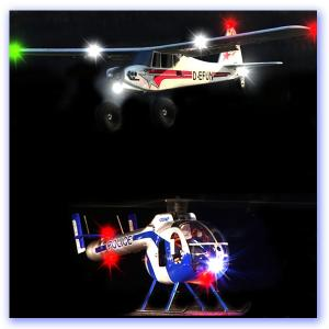 Lighting Planes & Helis