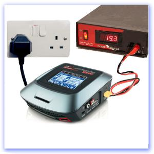 LiPo Chargers AC/DC