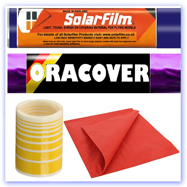 Solarfilm / Oracover