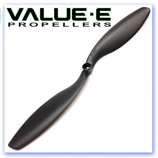 Value-E Slowfly Props